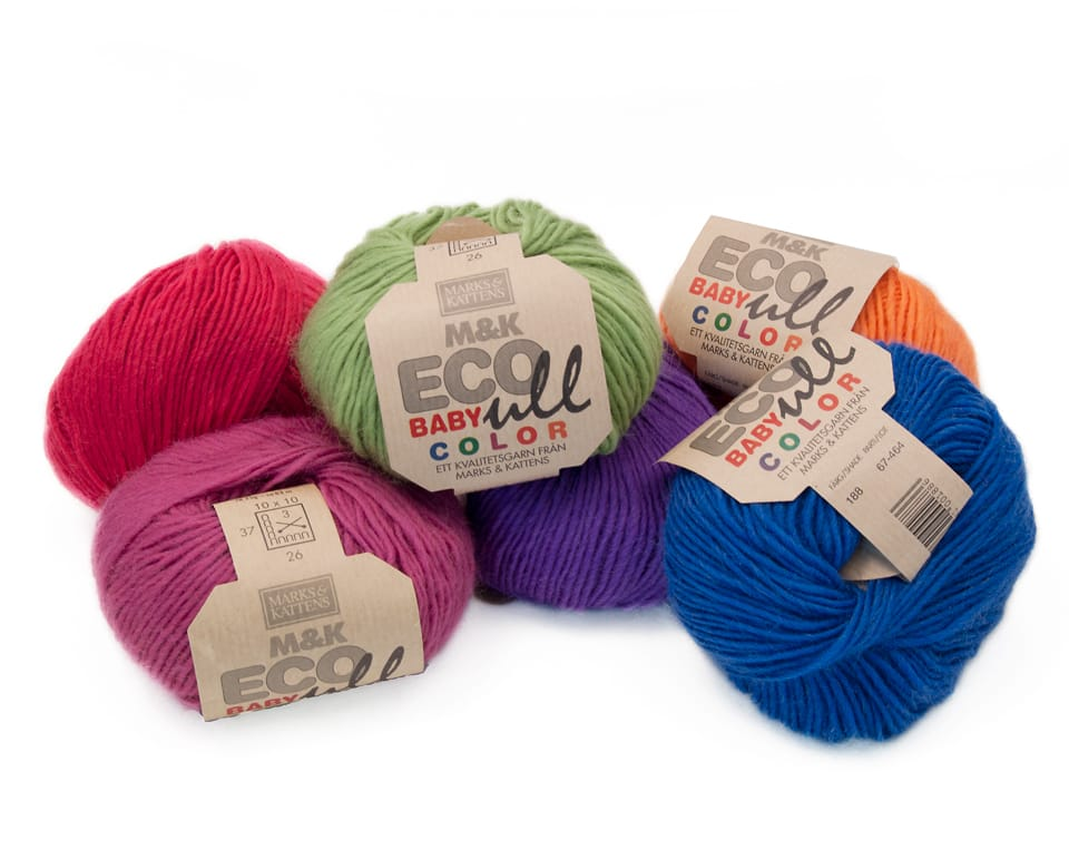 M&K Eco Baby Ull Color 1